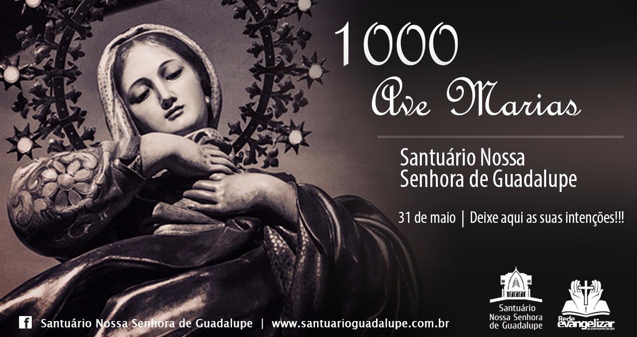 31/05 – 1000 Ave Marias