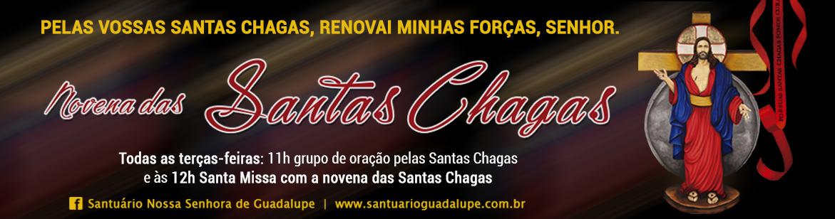 santas chagas_novena