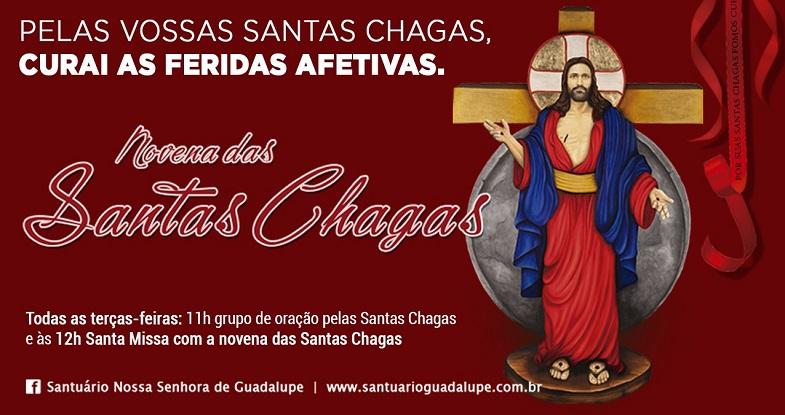 Novena das Santas Chagas