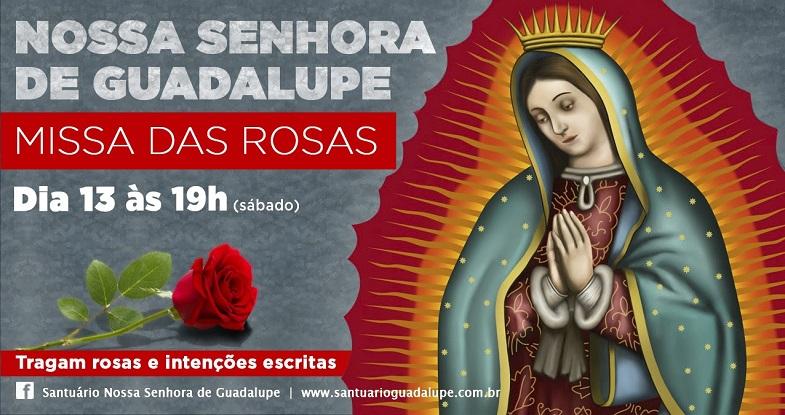 Dia 12 – Missa das Rosas