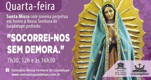 Novena de Nossa Senhora de Guadalupe