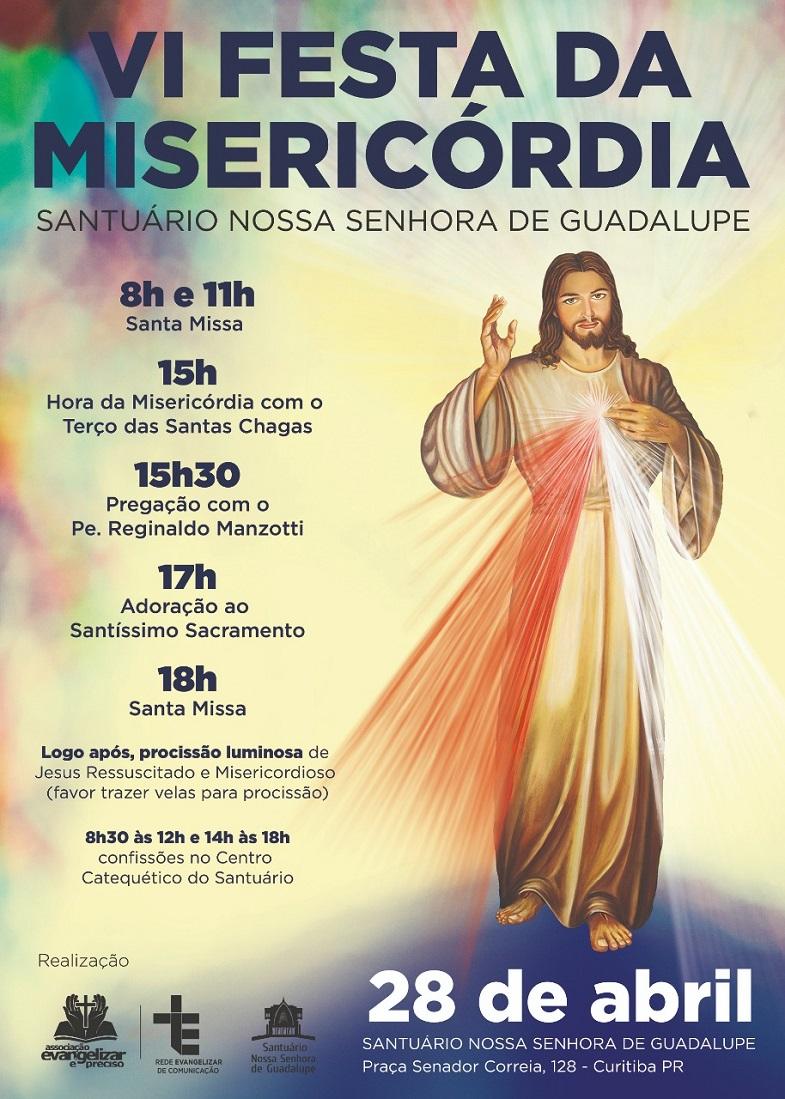 VI Festa da Misericórdia