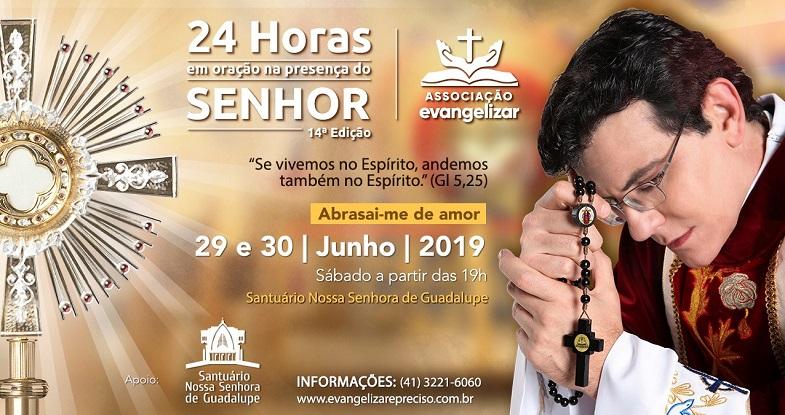 24 Horas em Oração